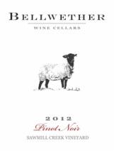 Bellwether Pinot Noir 2012